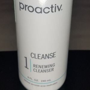 Proactiv RENEWING CLEANSER 8 oz NEW SEALED 02/21